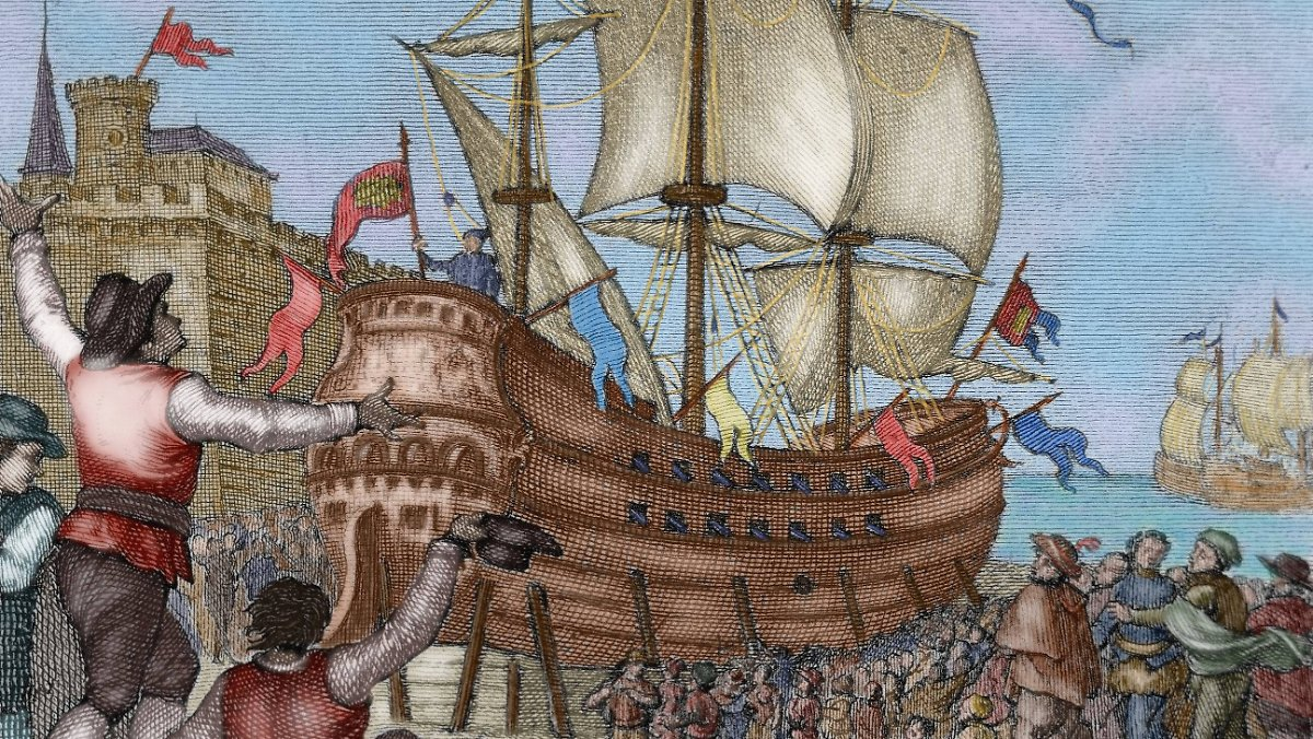 Vor 500 Jahren begann erste Weltumsegelung