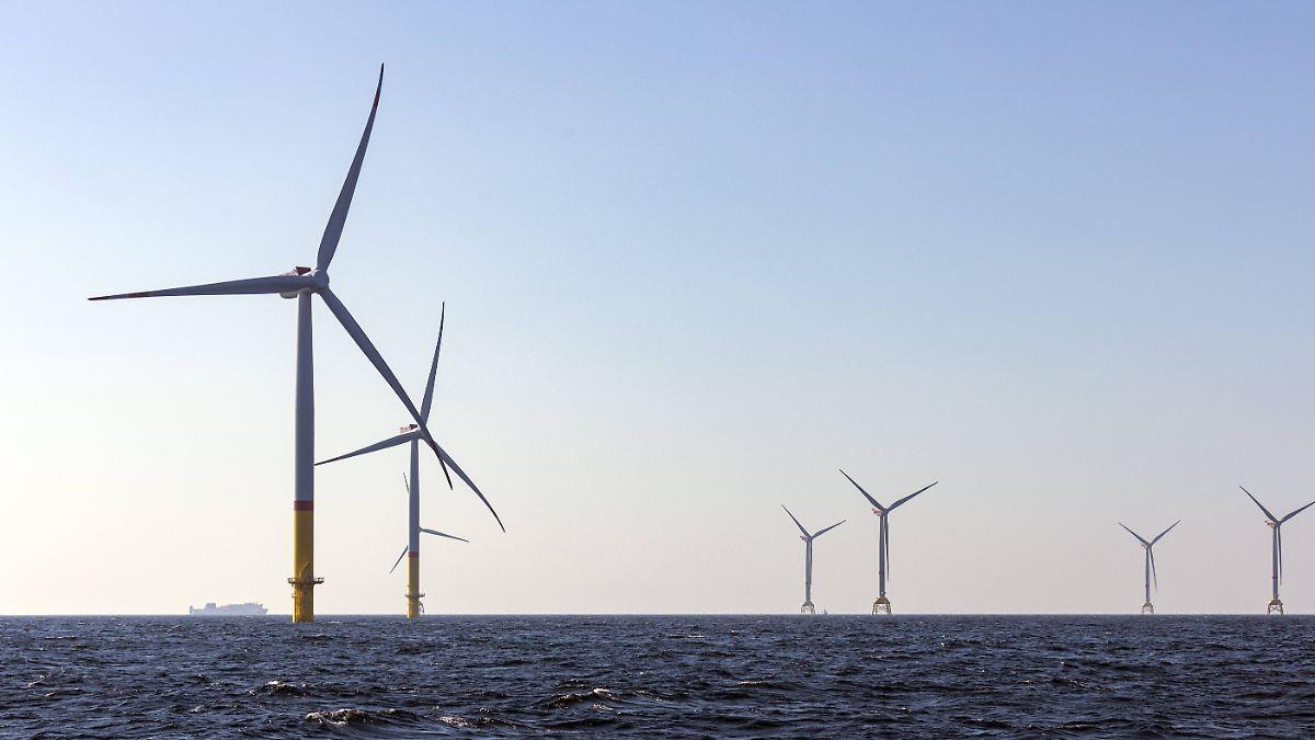 Meeres-Windkraft lässt Strompreise steigen