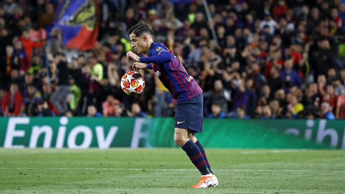 Coutinho sprengt Bayerns Gehaltsstruktur