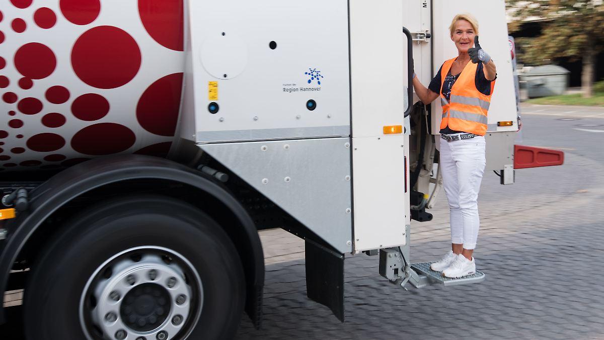 Müllabfuhr startet Speed-Dating für Jobs