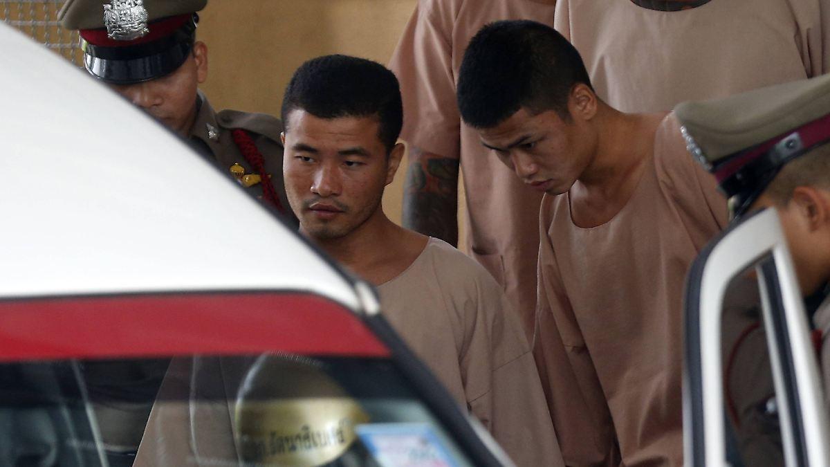 Mörder von Rucksack-Touristen verurteilt