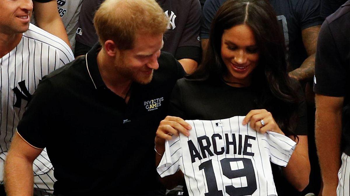 Royals planen Afrika-Reise mit Archie