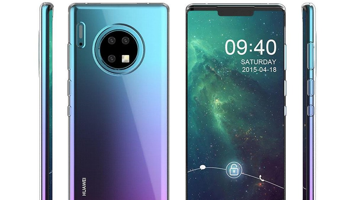 Huawei zieht sein Ding durch