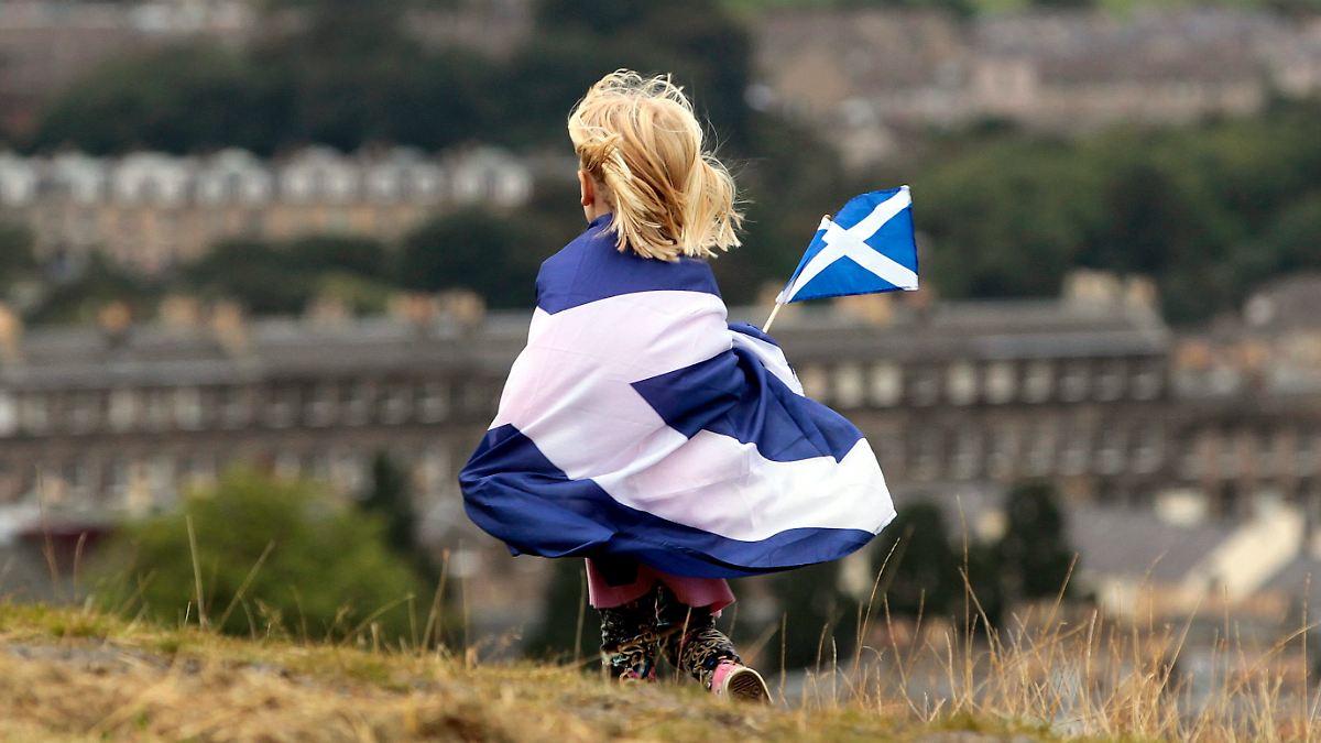 Schotten dringen auf Unabhängigkeit