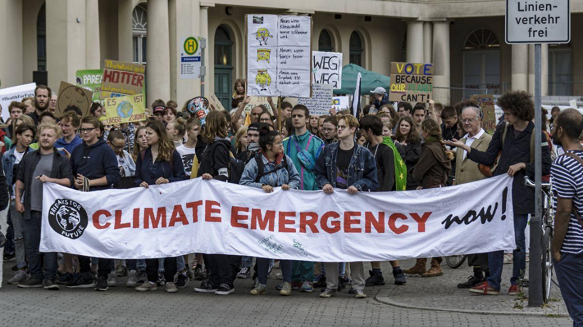 """Städtebund warnt vor """"Klimahysterie"""""""