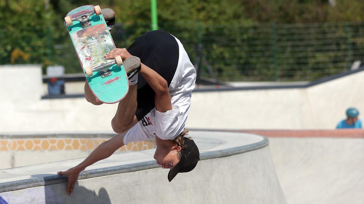 Videobeweis: Tyler Edtmayer ist Deutschlands große Skate-Hoffnung