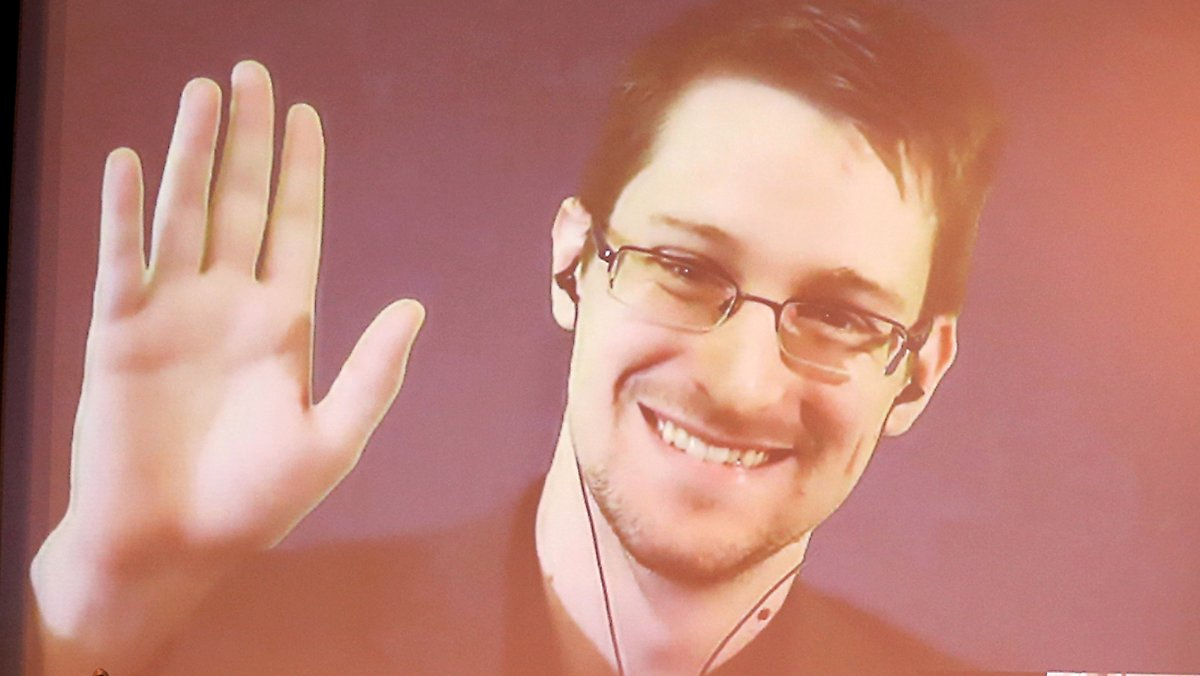 Snowden wünscht sich Asyl in Deutschland