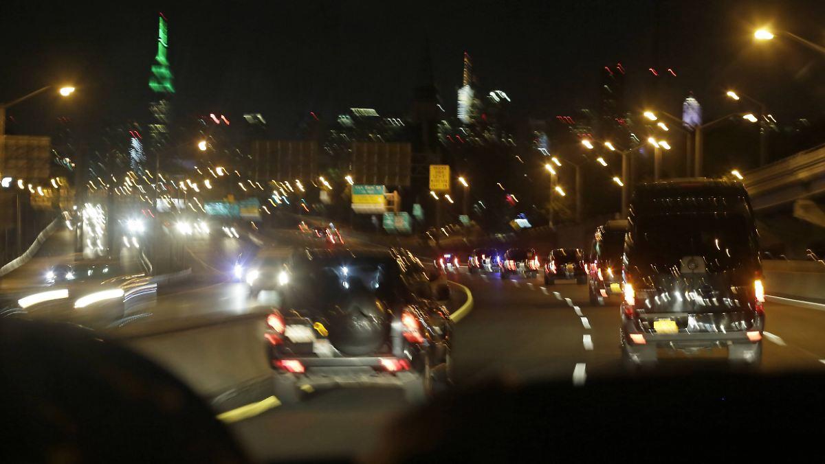 Zwei SUV-Unfälle erschüttern New York