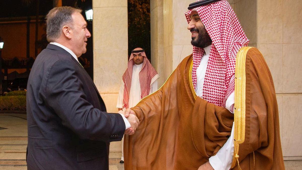 Pompeo sucht Verbündete gegen Iran