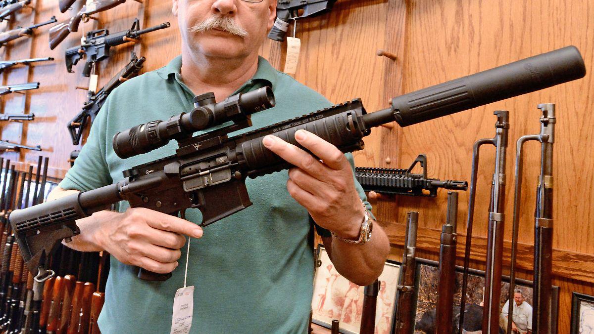 Colt will keine Sturmgewehre mehr verkaufen