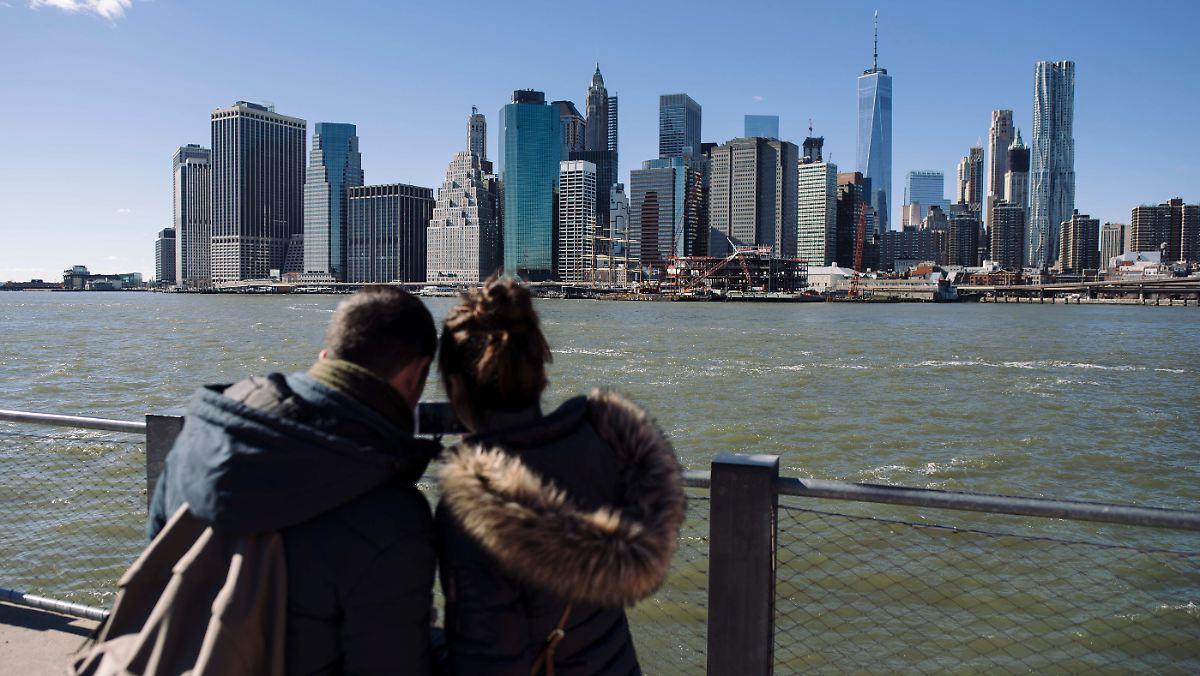 New York verzweifelt an den Klimakosten