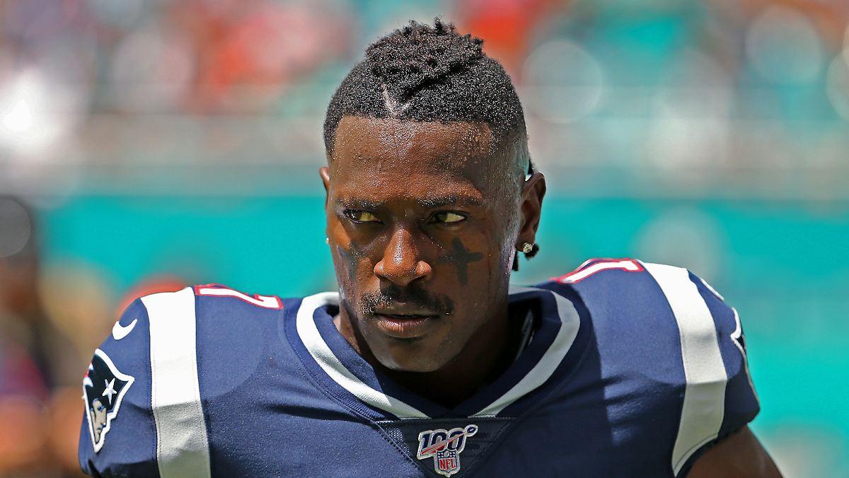 Ex-NFL-Star Brown rastet völlig aus