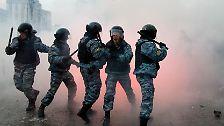 Straßenschlachten im WM-Gastgeberland: Blutige Fan-Krawalle in Russland