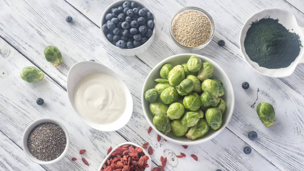 10 Superfoods gegen Erkältung