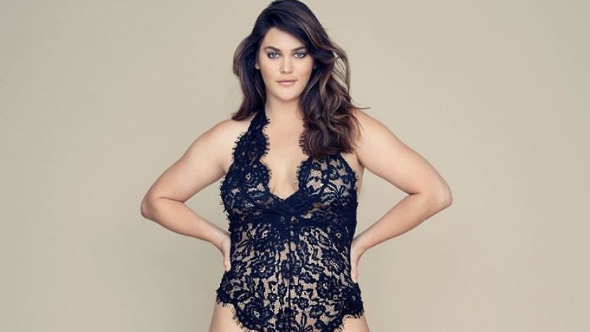 Victoria's Secret engagiert Plus-Size-Model