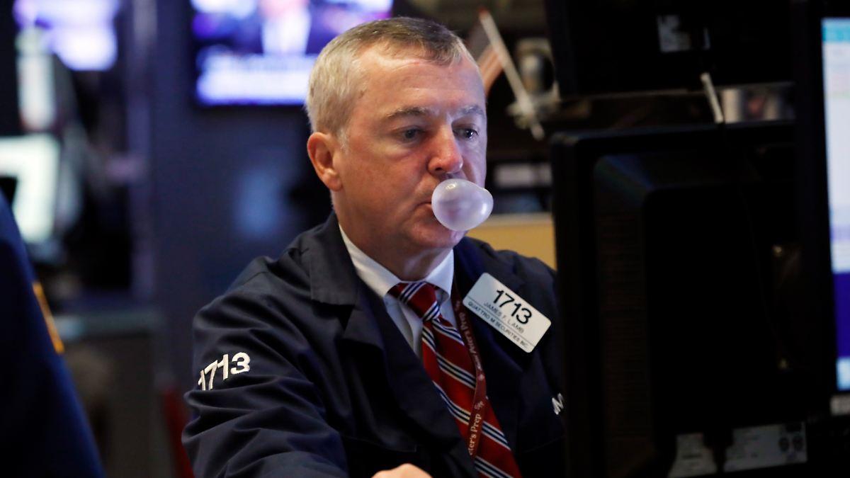 Firmenbilanzen geben US-Börsen Auftrieb