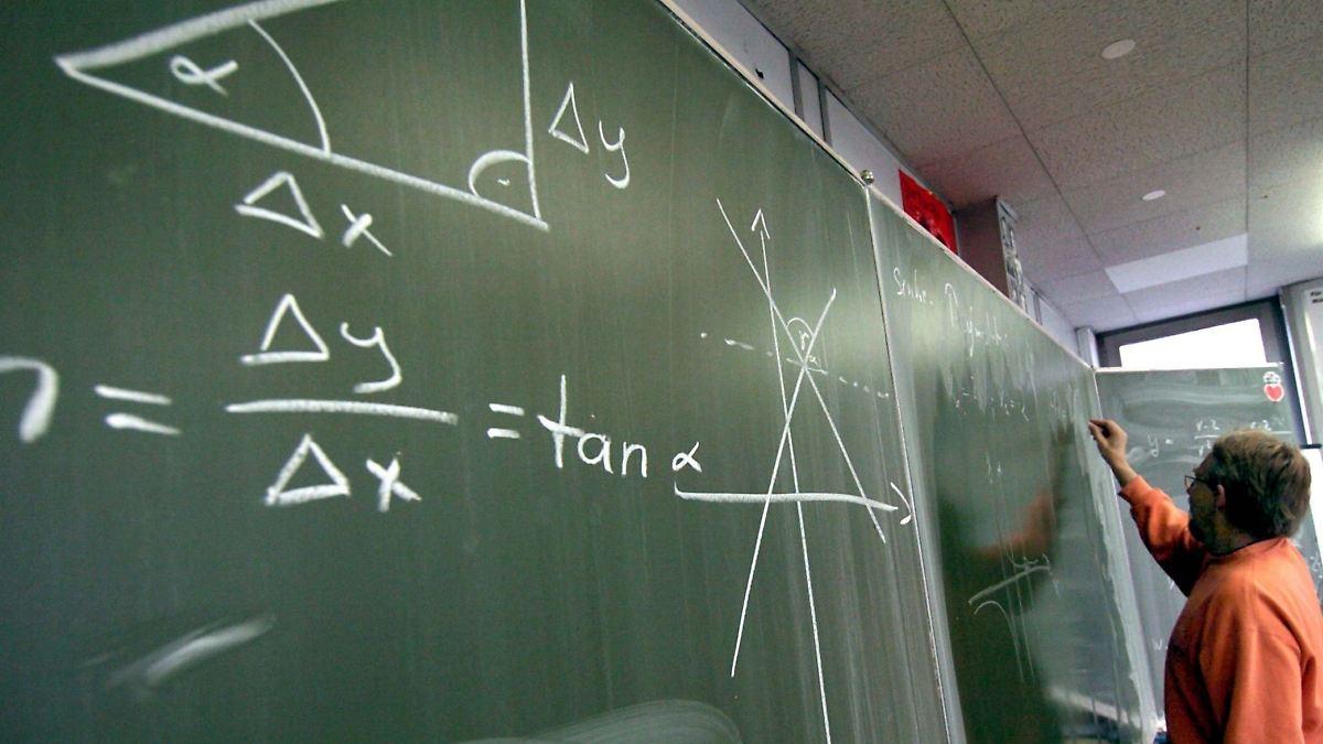 Viele Neuntklässler in Mathematik schlecht