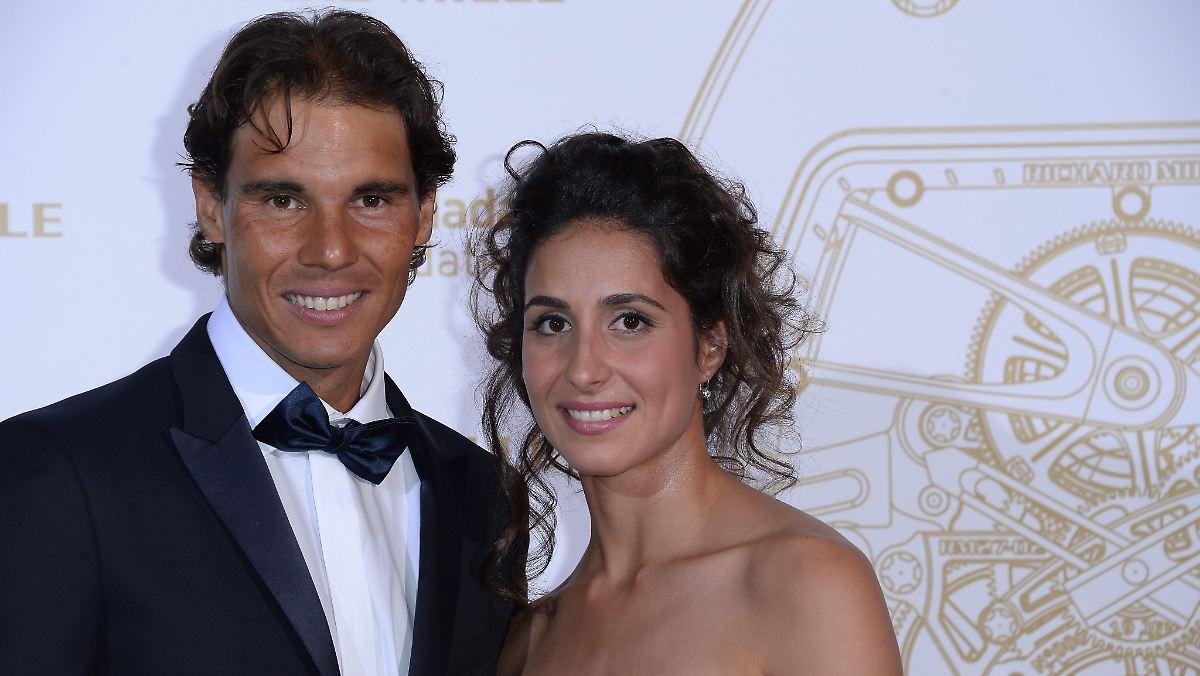 Rafael Nadal ist unter der Haube