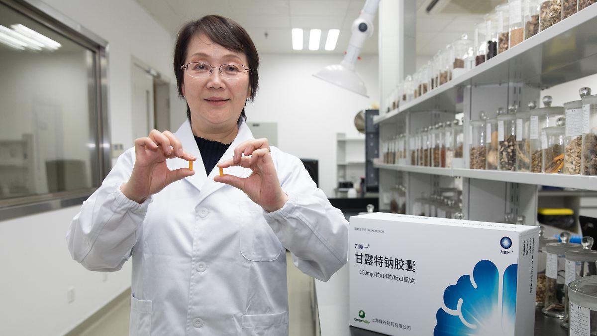 Durchbruch in China : Neues Alzheimer-Medikament entwickelt