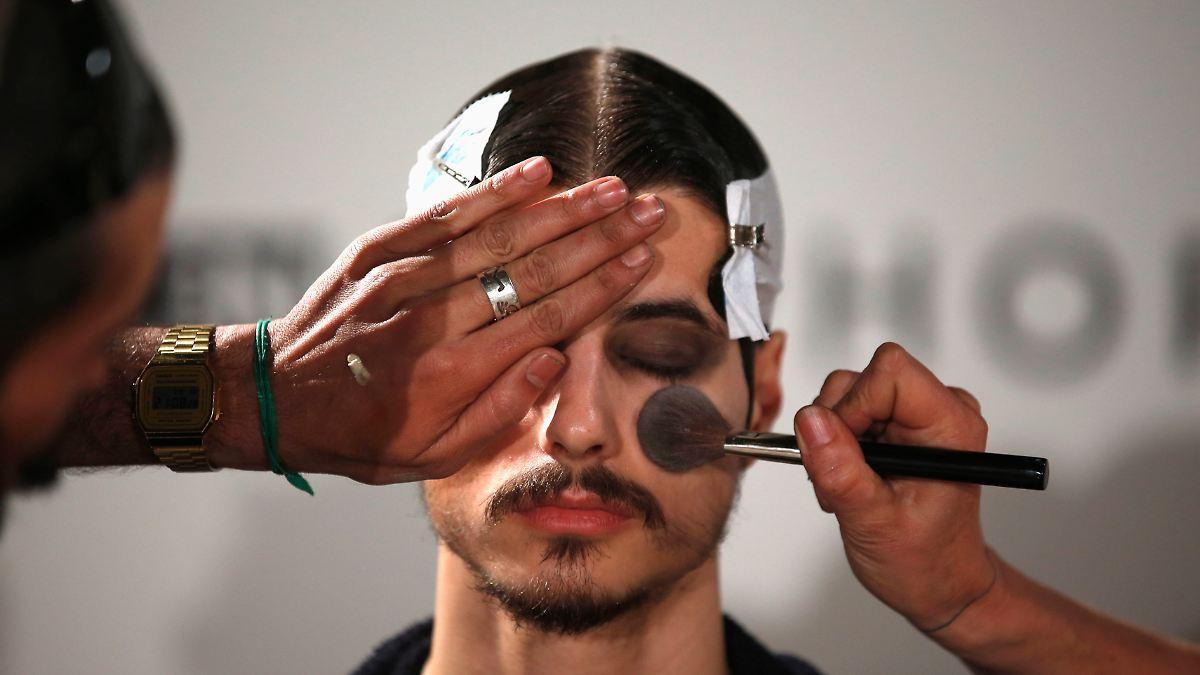 Kosmetik für Männer ist kein No-Go