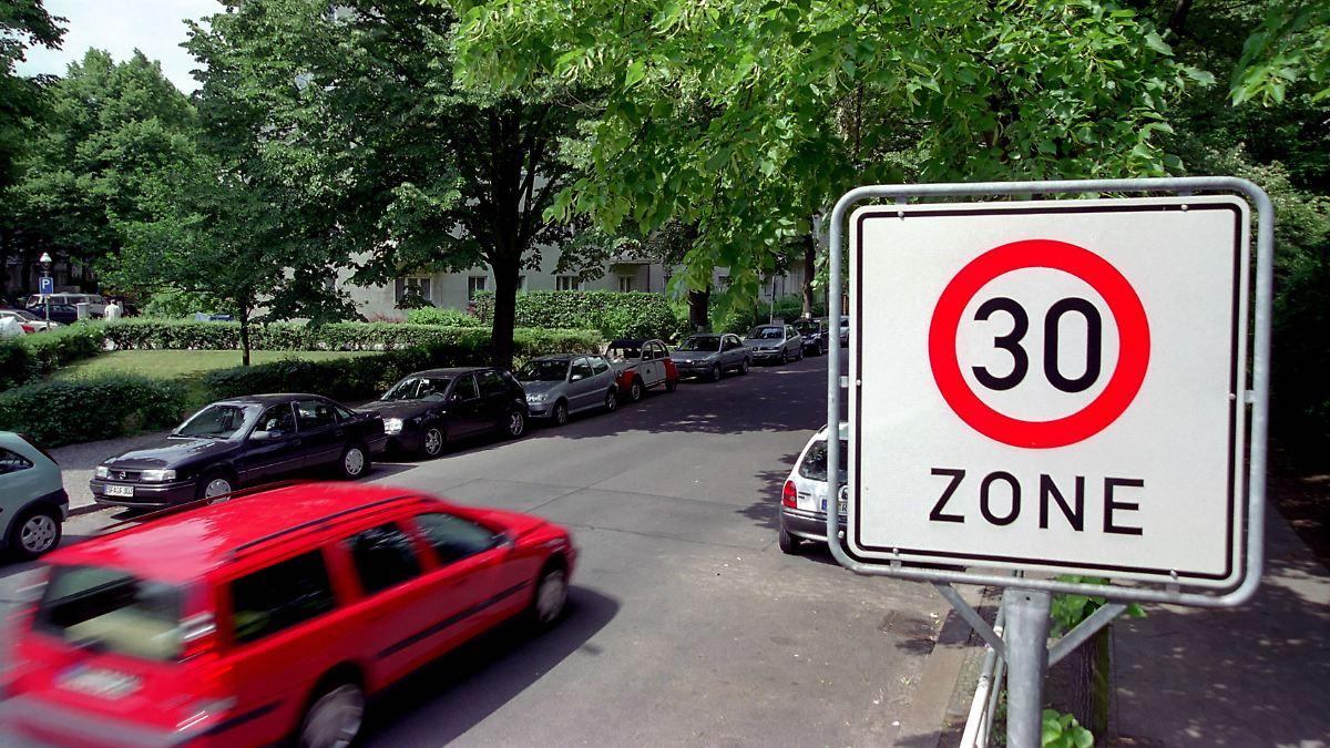 Der Tag, an dem Deutschland die erste 30er-Zone bekam