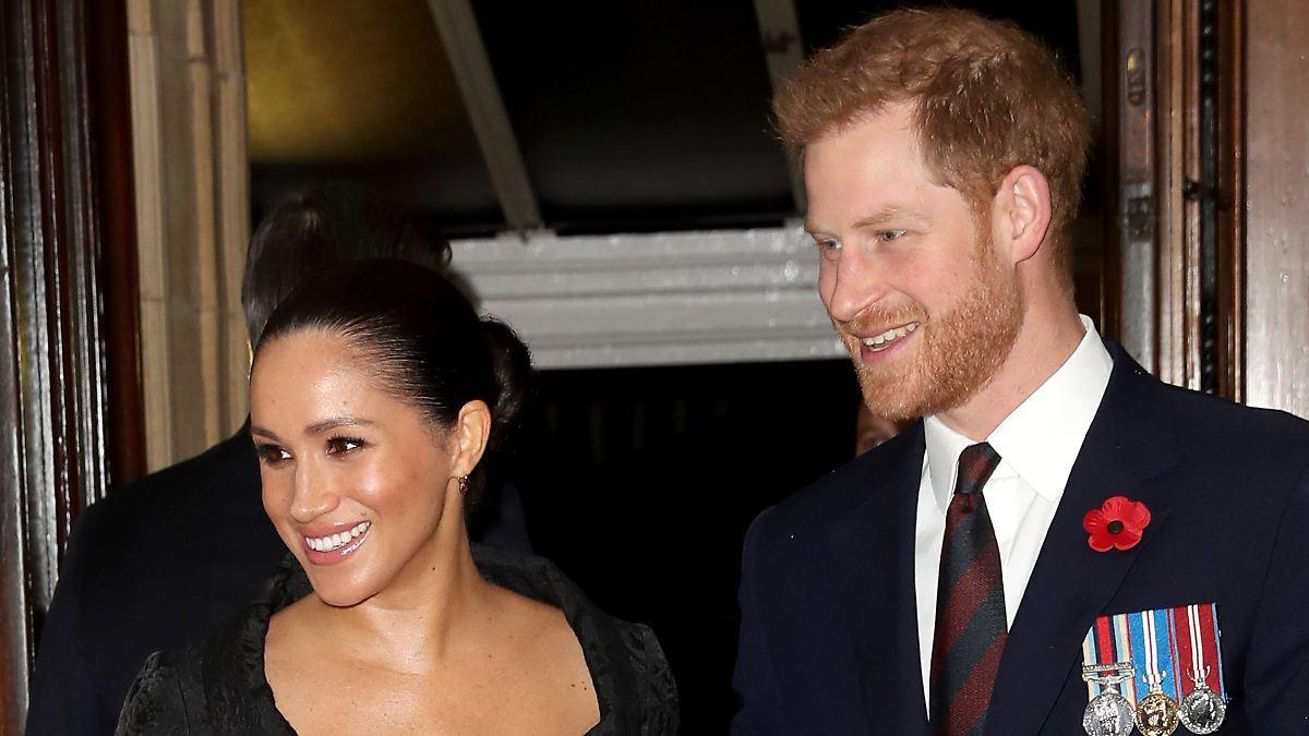 Harry und Meghan versetzen die Queen