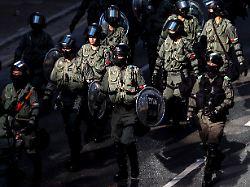 """""""Konflikte werden zunehmen"""": Sind Chinas Soldaten schon in Hongkong?"""