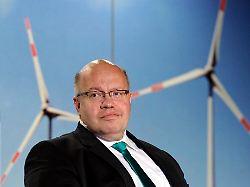 Finanzierung des Netzausbaus: Altmaier will Windparks zur Kasse bitten