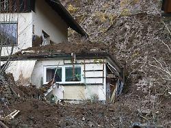 Dramatische Lage in Österreich: Mann bei Erdrutsch ums Leben gekommen