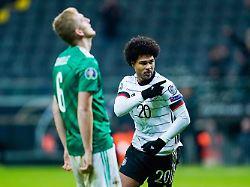 Nordiren in EM-Quali gedemütigt: Gnabry hattrickt DFB-Team zum Gruppensieg