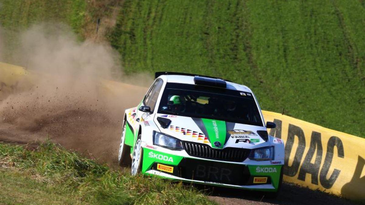 Fabian Kreim als Deutscher Rallye-Meister bestätigt