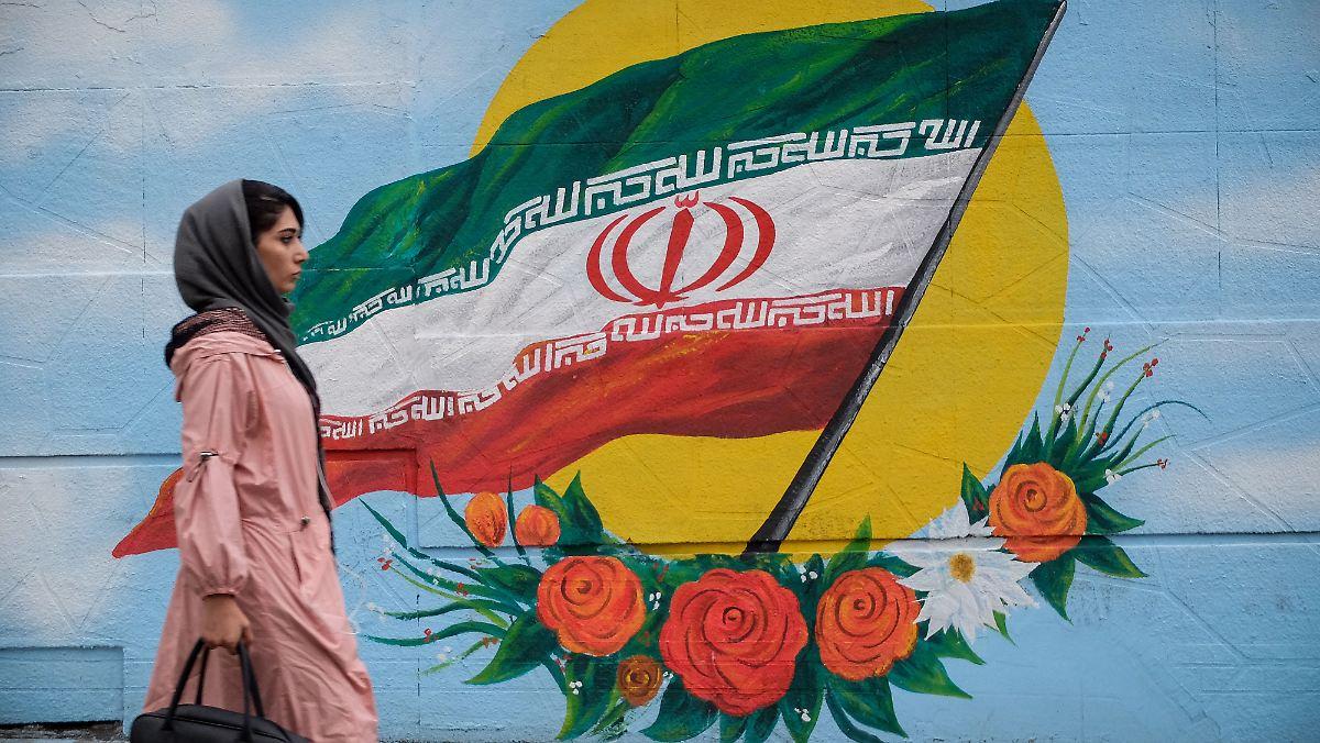 USA bestrafen Teheraner Minister für Zensur