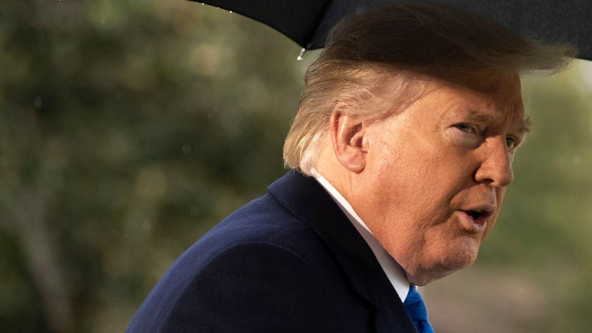 Trump twittert - Dax schmiert ab