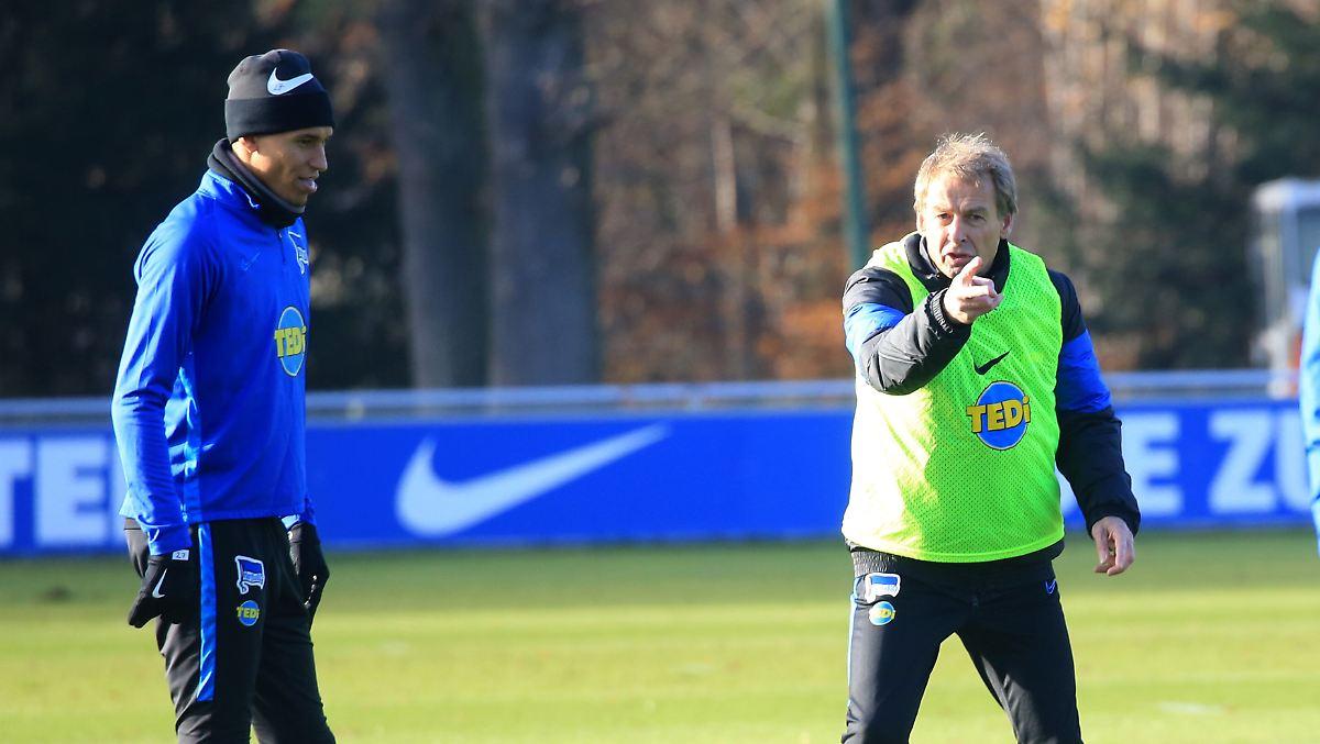 Klinsmann vergleicht Hertha schon mit Barça