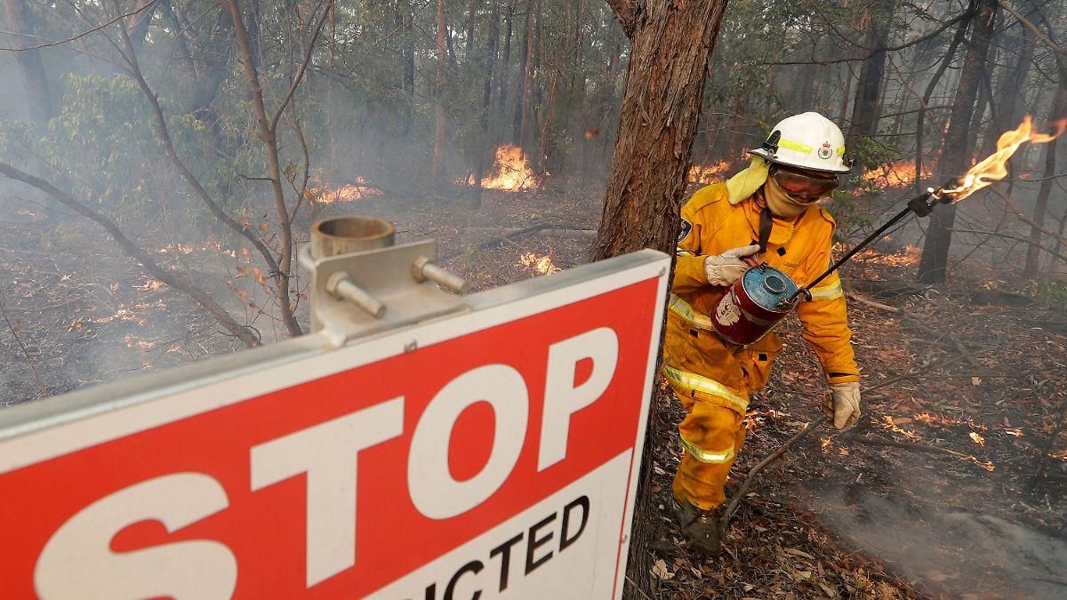 Evakuierungen um Brisbane beginnen