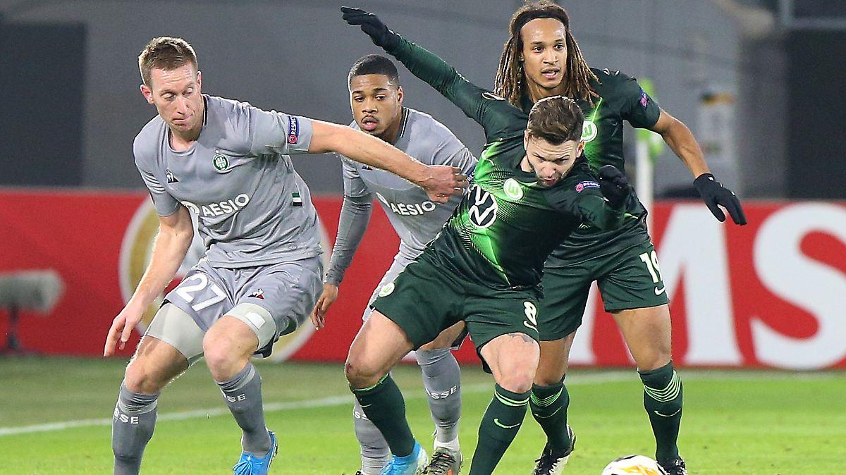 VfL Wolfsburg schont sich für die Bundesliga