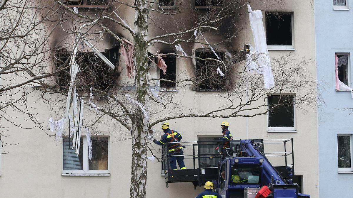 Kripo ermittelt nach Explosion im Harz