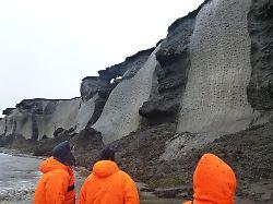 225: Permafrost - die Zeitbombe unter der Arktis