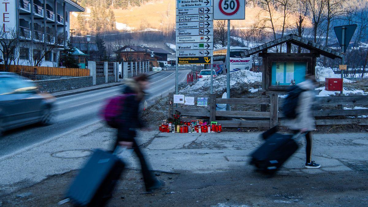 Siebtes Todesopfer nach Horror-Unfall in Südtirol
