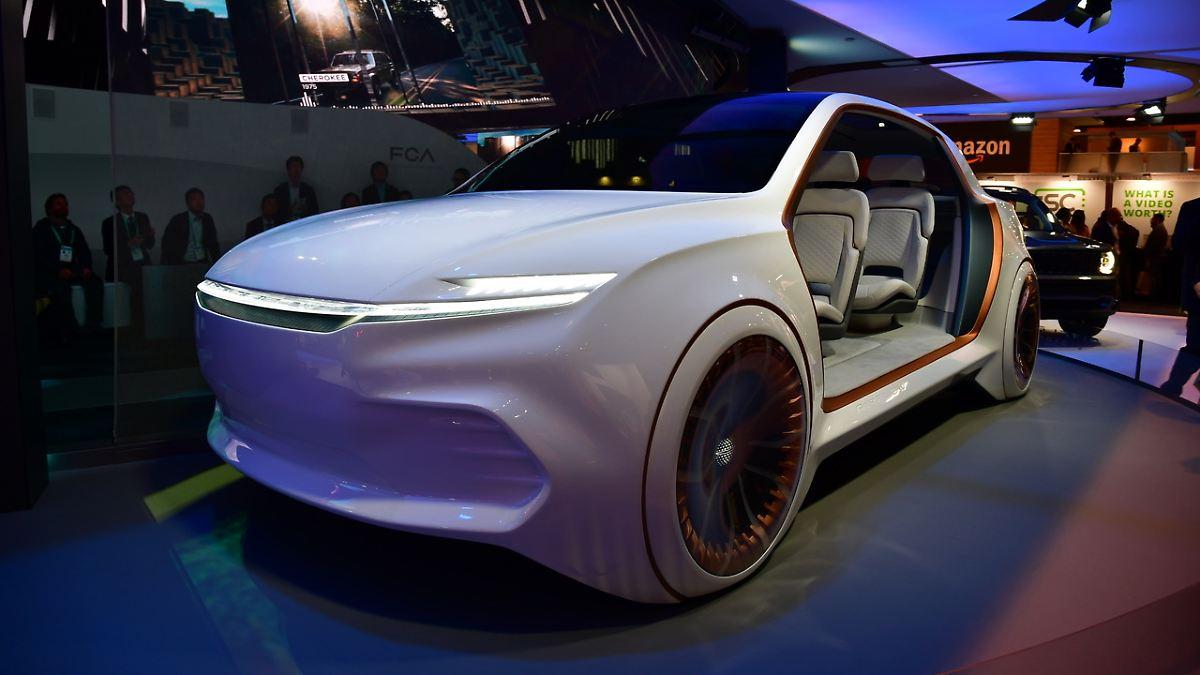 Sony baut ein Auto, Hyundai geht in die Luft