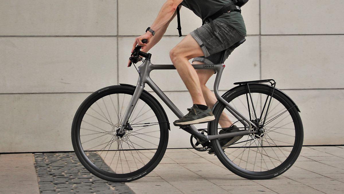 Stadtfuchs - ein etwas anderes Fahrrad