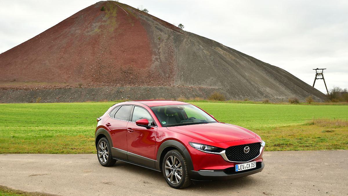 Mazda CX-30 mit Diesel-Otto im Praxistest