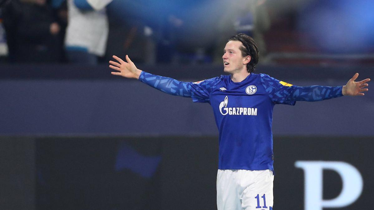 Schalke setzt Duftmarke gegen Gladbach