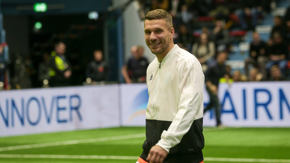Podolski muss Vissel Kobe verlassen