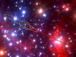 Gas oder Sterne oder …?: Seltsame Objekte in Milchstraße entdeckt