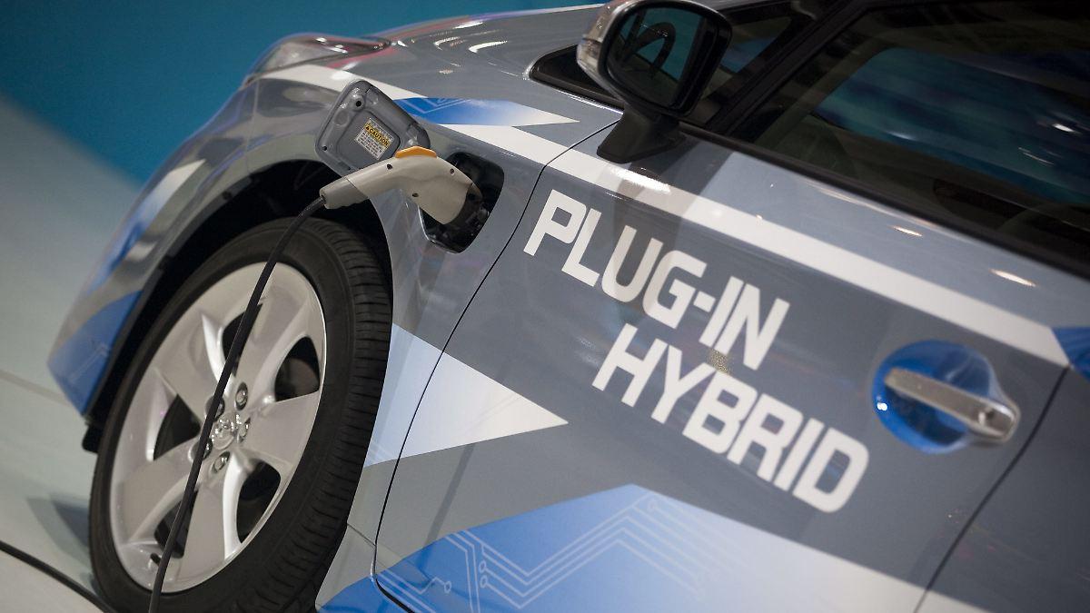 Plug-in Hybride werden zur echten Alternative