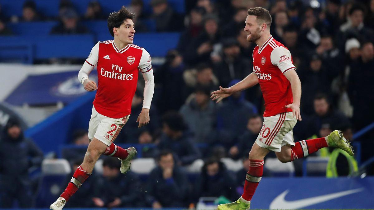 Gunners erkämpfen sich Remis bei Chelsea