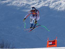 """Ski-Ass """"auf dem Oarsch g'hockt"""": Dreßen übersteht Schreck auf der Streif"""