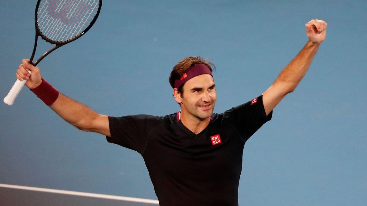 Federer wendet frühes Knockout-Déjà-vu ab
