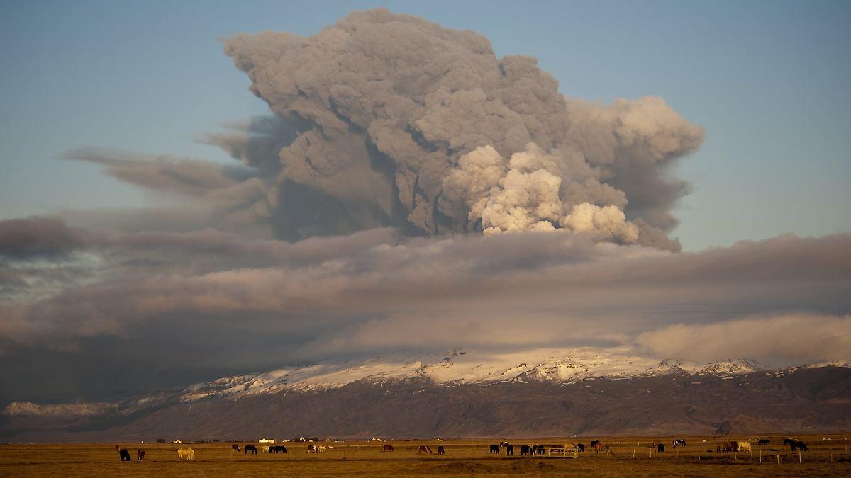 Zeichen für neuen Vulkanausbruch in Island